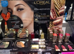 Collection Versailles De L'oréal Paris, CHIC !