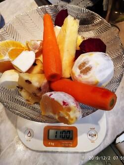 Extracteur de jus fruits et légumes !