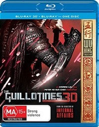 [Blu-ray 3D) The Guillotines
