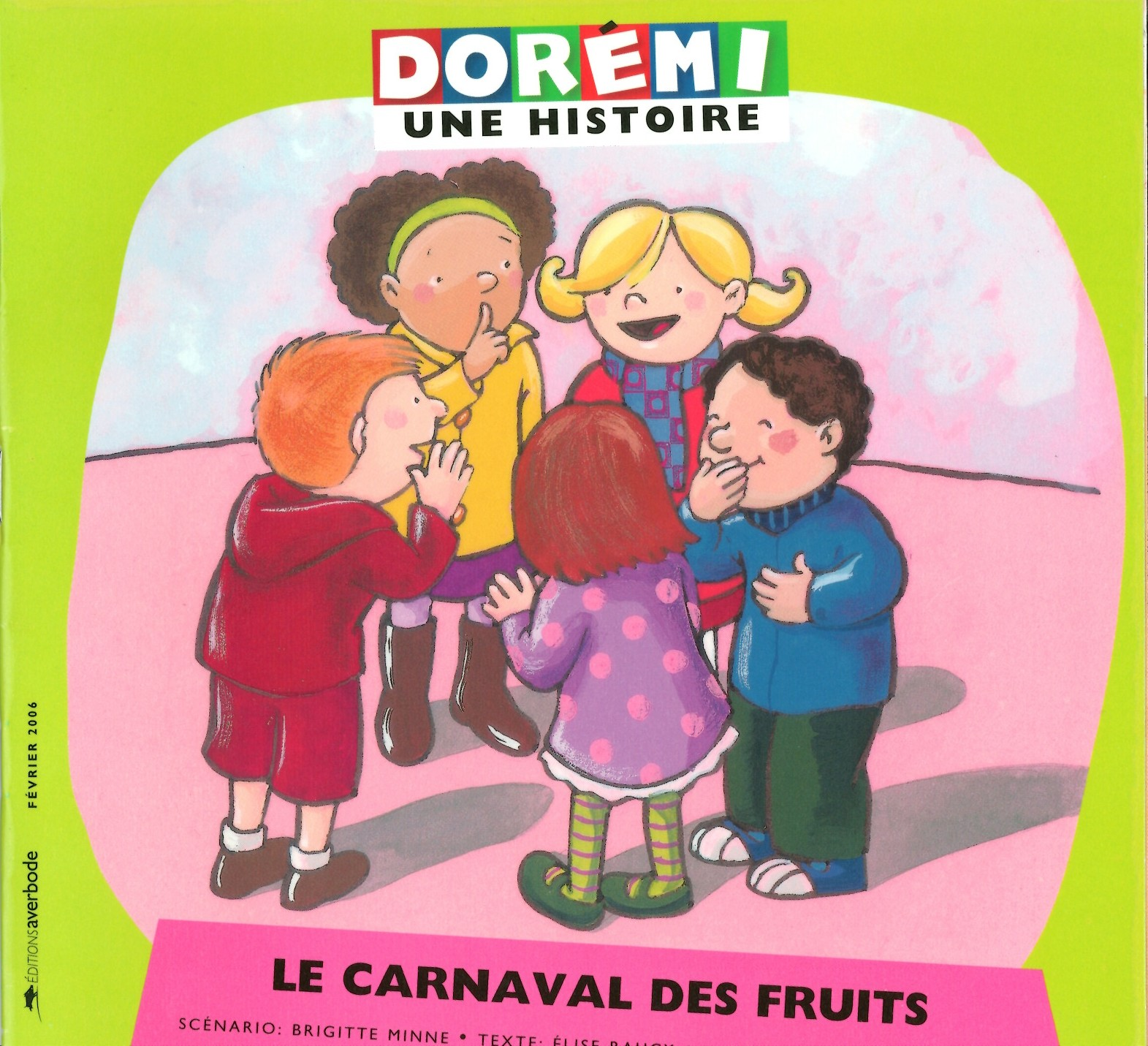 carnaval des fruits
