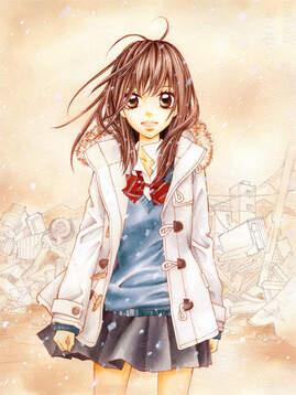 Daisy, lycéene à Fukushima