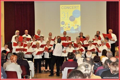Concert à Ligueil