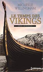 Chronique Le temps des vikings de Michelle Willingham