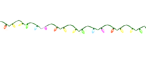 Guirlandes Lumineuses Série 2