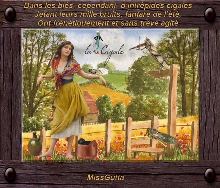 Défi blog partage pout mimi07 & mercredi 005 pour Missatine !