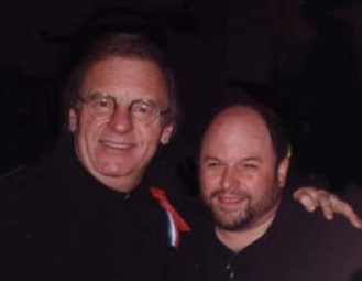 Colm Wilkinson and Jason Alexander - 2000