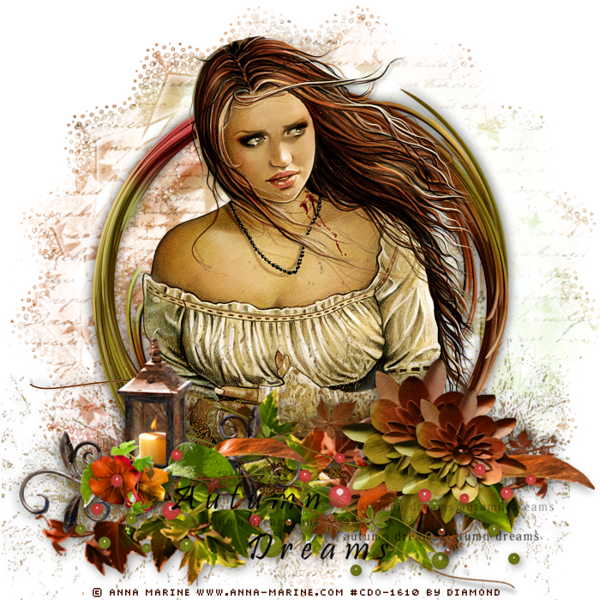"Tutoriel ""Autumn Dreams"" de Chrisje"