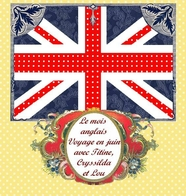 Le mois anglais : scrap  /collage