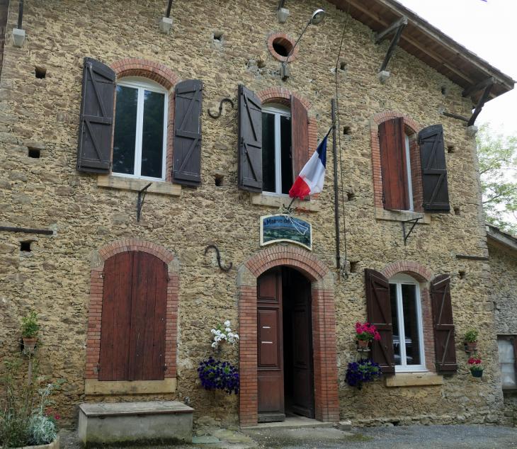 La mairie - Séailles