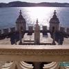 Lisbonne - Vue du Tage depuis la tour de Bélem