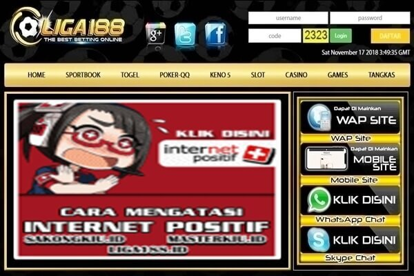 Link Alternatif Judi Online