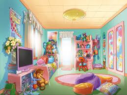 Résultats de recherche d'images pour «manga chambre fille»