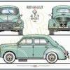 Renault 4 Cv Sport 55