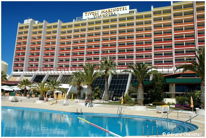 Vilamoura - Hôtel Tivoli Marinotel - (Algarve - Portugal)