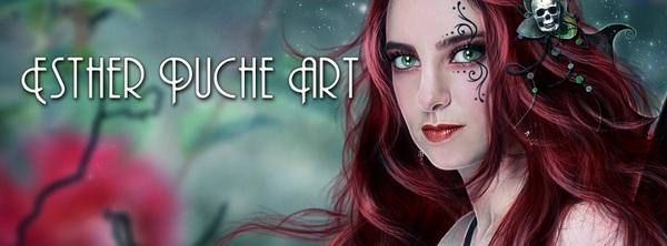 Esther Puche, artiste (partie 1)