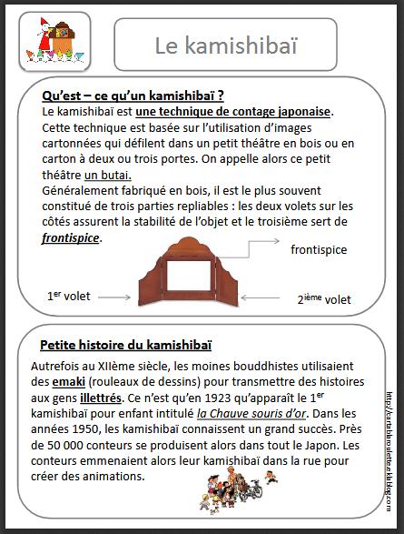 Top Kamishibaï - Les bons plans de Gandalf CE82