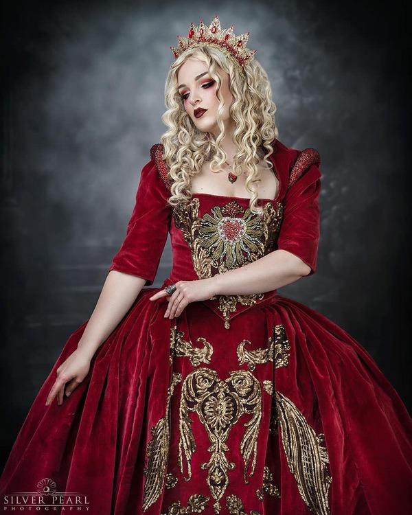 Verdessa Fairy, créatrice de mode