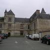 Le chateau de Coulonges sur l'Autize