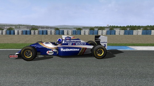 Williams FW16B - Renault RS6 V10