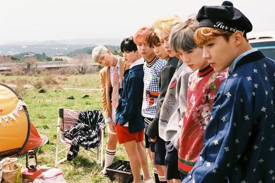 BTS devient le premier groupe K-pop à avoir un emoji sur Twitter
