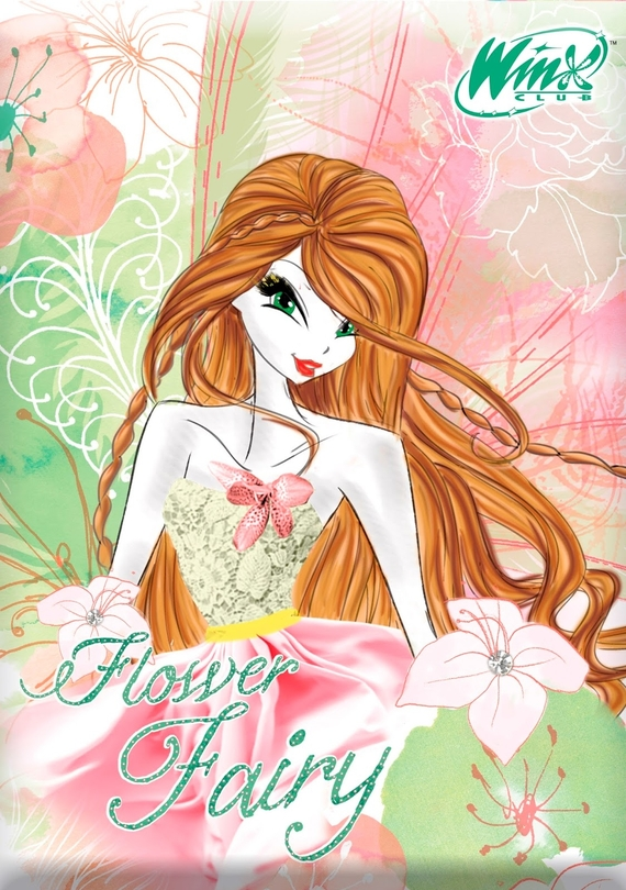 Winx fashion flora 2014