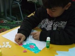 Le projet mosaïque avec Swani