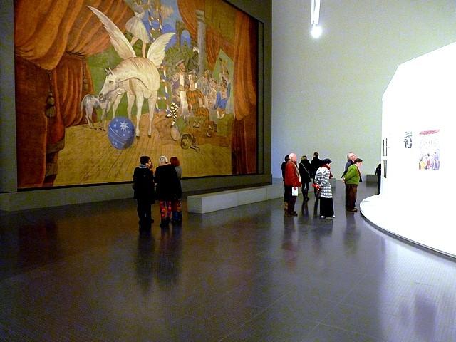 Metz exposition Parade 1 Marc de Metz 14 01 2012