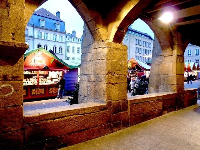 Arcardes de la place Saint-Louis 5 Marc de Metz 2012