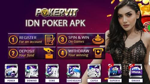Download IDN Poker Versi Terbaru