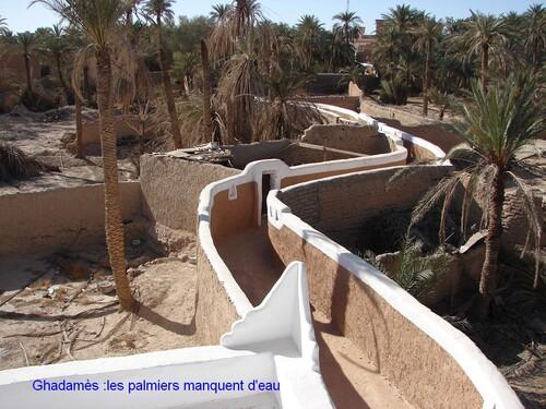 Ghadamès, la perle du désert, et Nalut