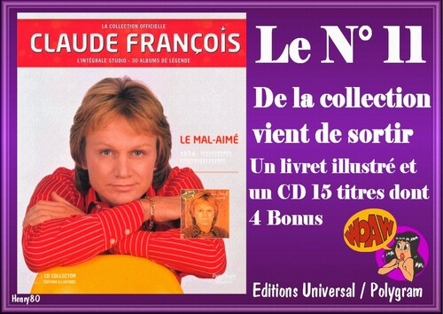 N° 11 DE LA COLLECTION OFFICIELLE