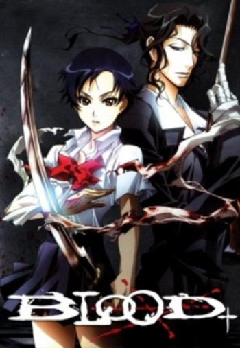 Blood Plus انمي