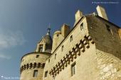 Château de kérouzéré Sibiril (Finistère)
