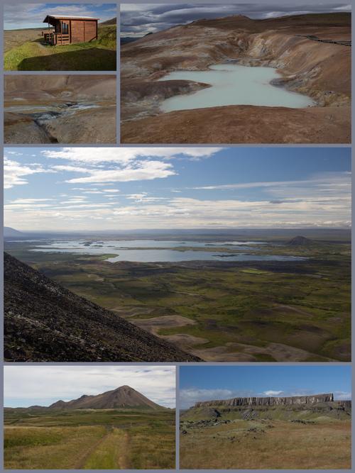 Mylène : L'Islande en images
