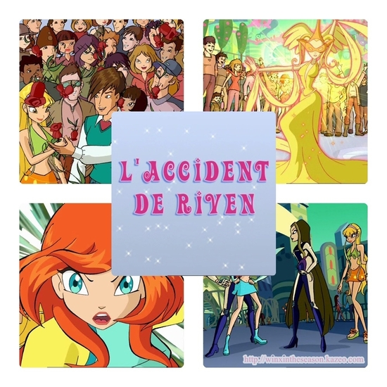 Episode 8 - L'Accident de Riven