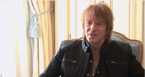 Richie Sambora interview 25 Octobre 2012