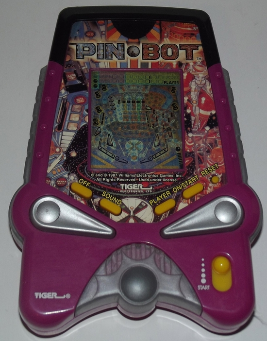 jeux elec tiger off pin bot