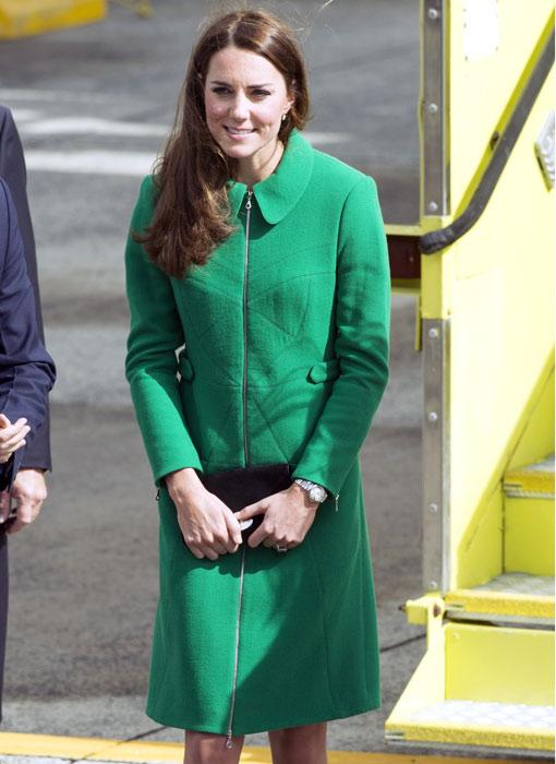 Kate à Waikato's Hamilton