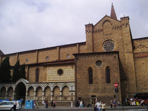 Forence, autour du Duomo