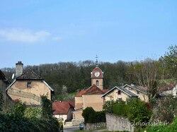 J 14 de Villers sur Saulnot à Filain