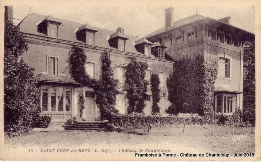 Château de Chanteloup - St Michel Chef Chef