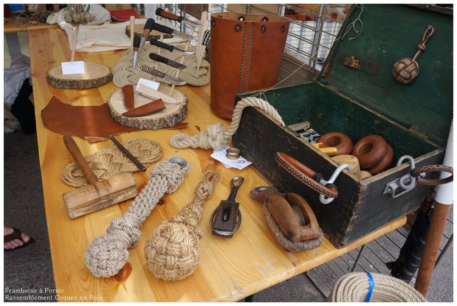 Rassemblement Coques en bois à Pornic - 2013 -