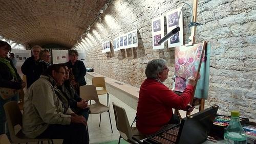5ème Salon National de Pastel en Bourgogne cuvée 2018