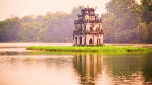 Hanoï capitale du Vietnam