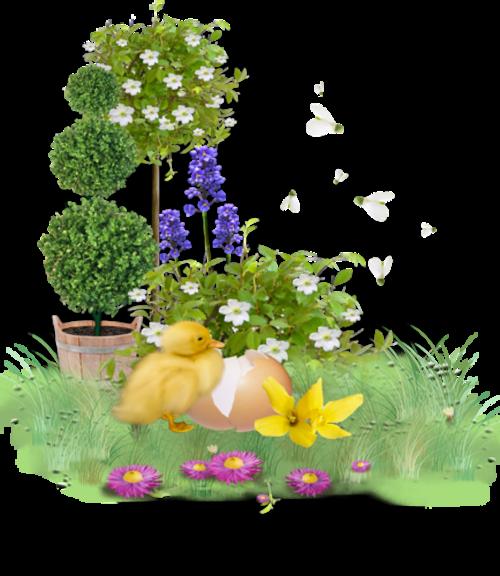 Eléments clusters ( Pâques ) 2