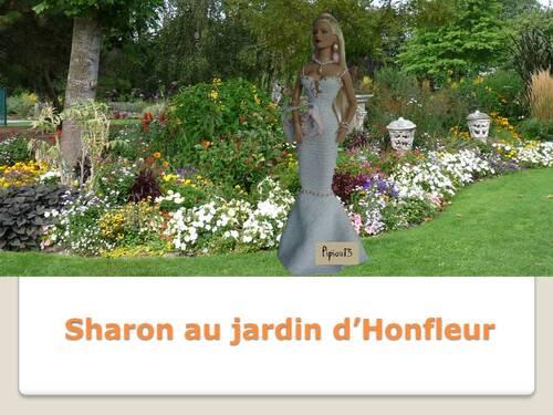 "Sharon..en modèle ""Las vegas""..."