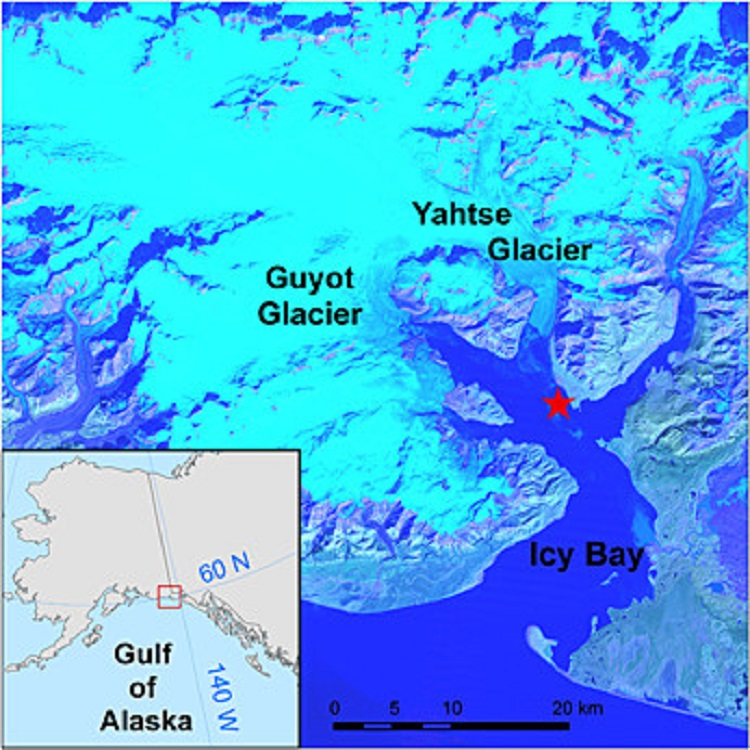 Alaska : Glaciers