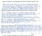 Un jour une actu : la fin de l'écriture cursive à l'école : pour ou contre?