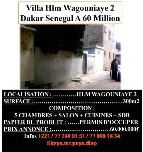 L`Immobilier Au Senegal,Informez Vous Avec Nous Au +221 77 269 01 51