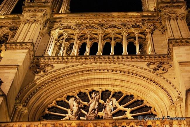 850 Bougies pour la Cathédrale la plus célébre du Monde